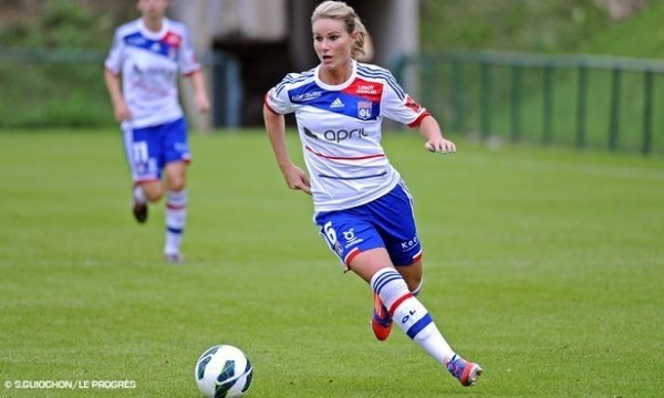 Ligue des Champions Femmes : Amandine Henry en 1/8 de finales