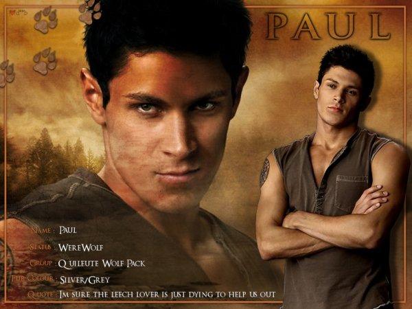 Chapitre 4 : Paul.