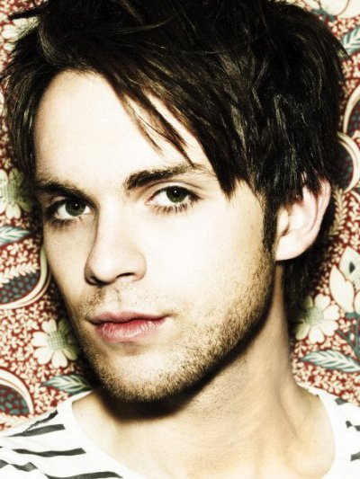 Photoshoot Thomas Dekker :)