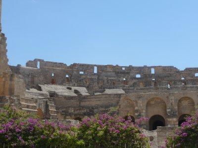 El Jem - l'amphithéâtre - Tunisie 2010