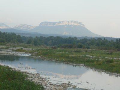 La rivière La Drôme