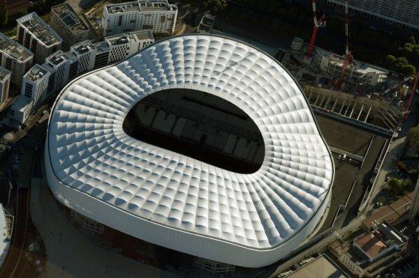 Page Facebook sur l'Olympique de Marseille