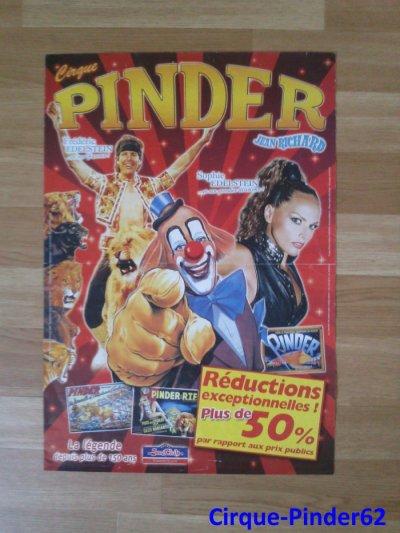 Suite du reportage sur le Cirque Pinder à Boulogne sur Mer-2008