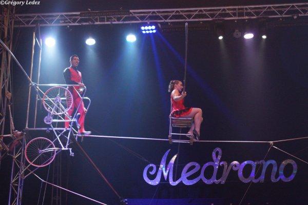 Suite du reportage sur le Cirque Médrano au Touquet-2016