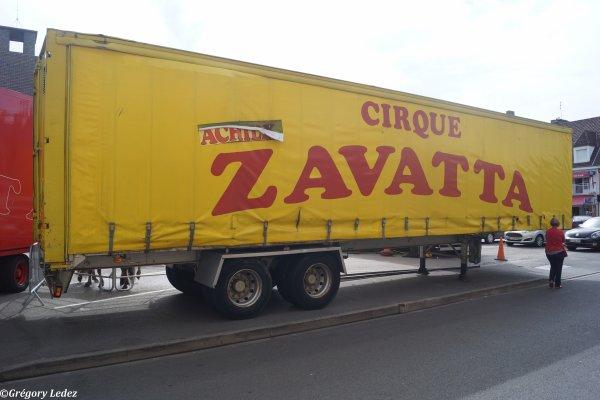 Suite du reportage sur le Cirque Achille Zavatta au Portel-2016