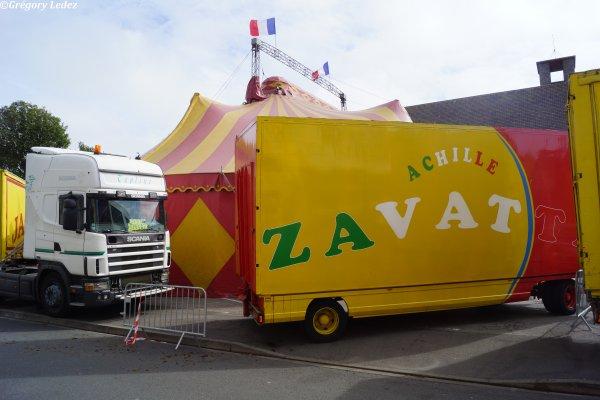 Suite et fin du reportage sur le Cirque Achille Zavatta au Portel-2016