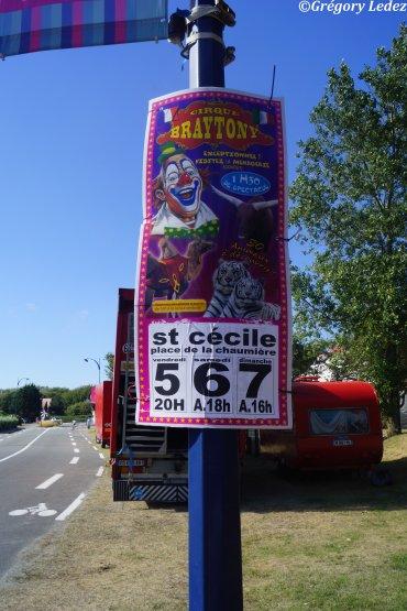 Suite du reportage sur le Cirque Braytony Zavatta au Sainte Cécile-2016