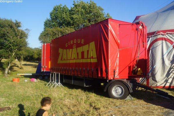 Suite et fin du reportage sur le Cirque Braytony Zavatta au Sainte Cécile-2016