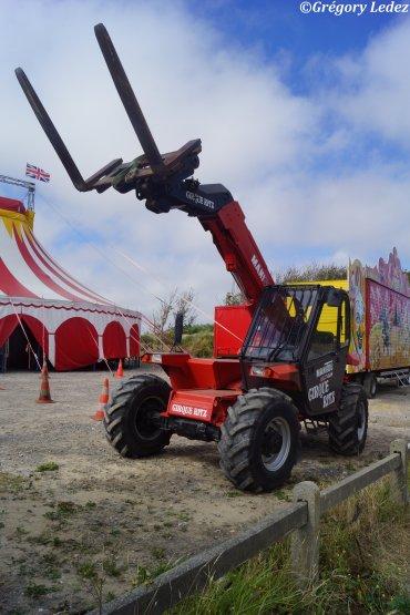 Suite et fin du reportage sur le Cirque Cilio Ritz à Hardelot-2016