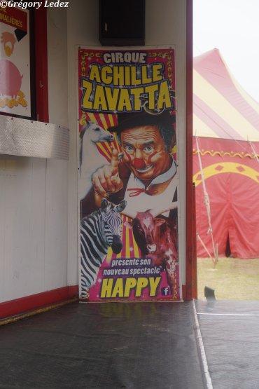 Suite du reportage sur le Cirque Achille Zavatta à Wimereux-2016