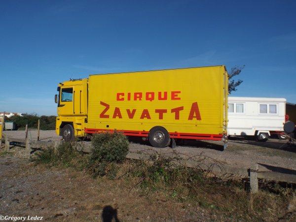Suite du reportage sur le Cirque Jackson à Hardelot-2016