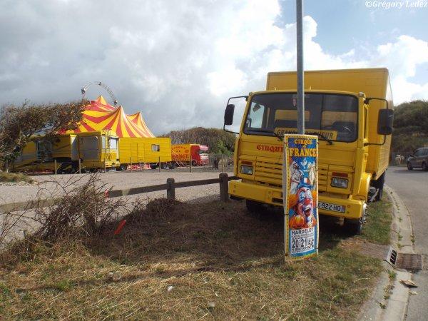 Suite et fin du reportage sur le Cirque de France à Hardelot-2016