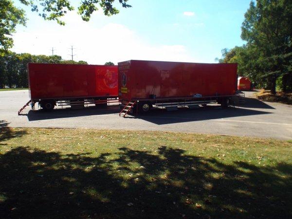 Cirque d'Hiver Bouglione On Tour à Massy-2016