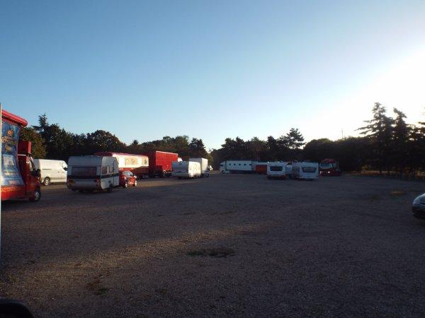 Cirque d'Hiver Bouglione On Tour départ de Massy-2016