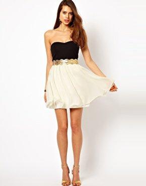 robe de bal de fin d'année