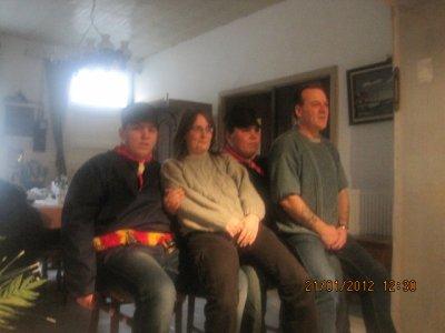 soumonce la louvière le 21janvier 2012