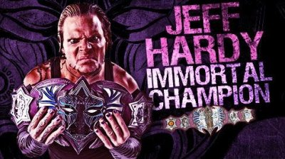 Jeff Hardy champion de la TNA