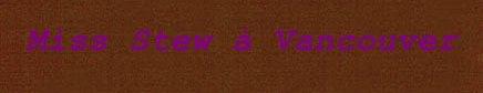Date : Le 1o mars 2011.  Neews en vraac ! (# 1)