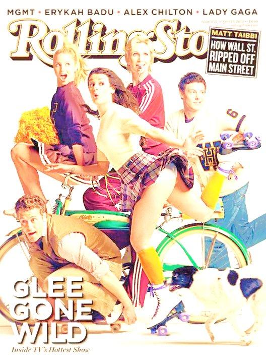 Glee 8D <3