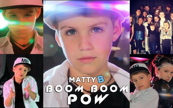 Cover: Boom Boom Pow - Cover by MattyB