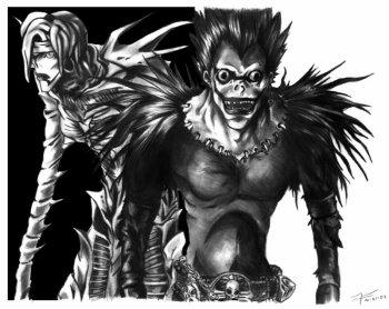 Ma première fiche : Death Note part. 2