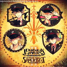 Diabolik Lovers Bloody Songs - / 罠 IF YOU'RE DIABLO (2015)