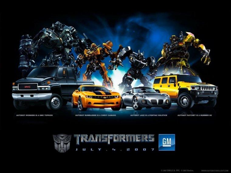 Les tout premier Transformers