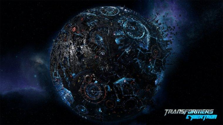 La planet de Cybertron