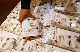 Le futur Best seller Autrichien et Européens même ! Natasha kampusch sort son livre