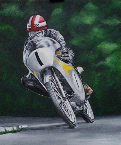 Ralph Brians sur Honda