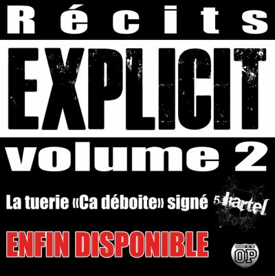 récits explicit volume 2