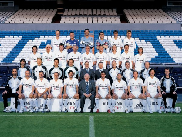 Real Madrid ~ Equipe