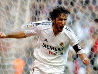 Raul ~ Marque un but ~ Real Madrid