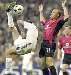 Voici un Super Geste ~ Real Madrid