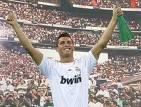 Voilà un joeur Fiere de son Equipe ~ Real Madrid