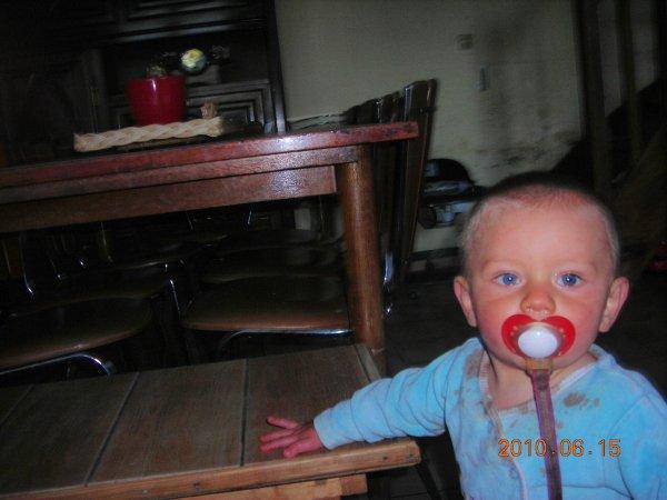 Mon fils ~ Mathis