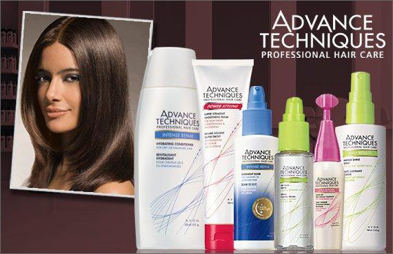 Gamme Advances techniques ! cheveux!