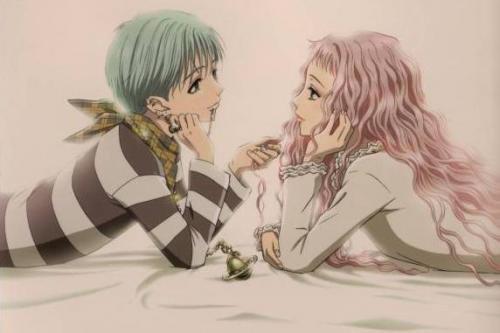 Shin & Reira ( Nana )