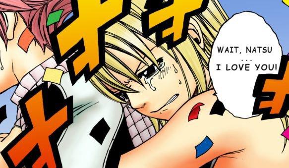 Natsu & Lucy ( Fairy Tail )