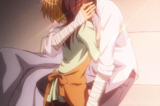 Usui & Misaki ( Kaichou wa maid sama)
