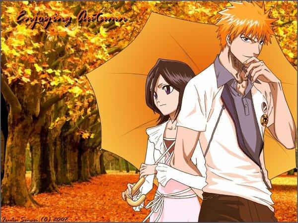 Ichigo & Rukia ou Ichigo & Inoue ? ( Bleach )