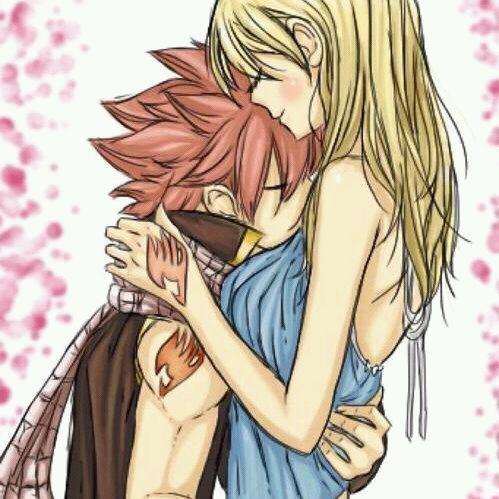 Grey & Lucy ou Natsu & Lucy ? ( Fairy Tail )