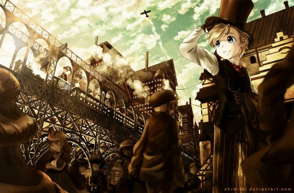 Qui aime le steampunk?