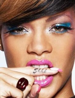 Mode Rihanna