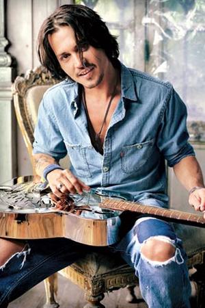 Et la Guitare s'empara du Musicien...♥