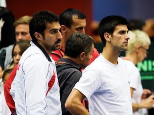Coupe Davis face à l'Argentine