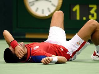 Novak forfait jusqu'en novembre ?