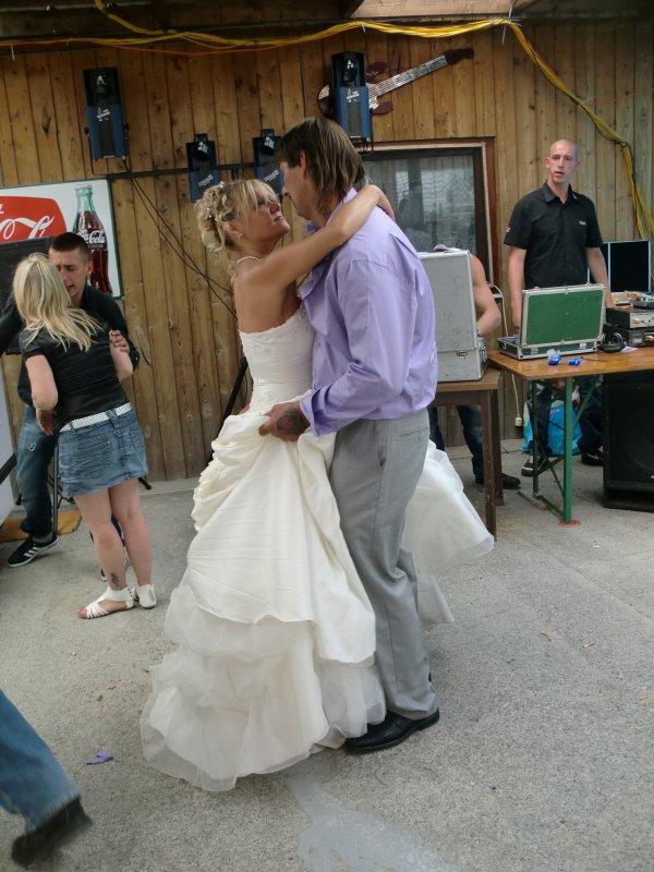 mariage capone et marie