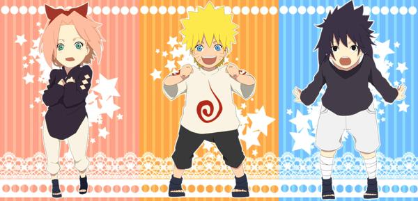 Dis-moi qui tu es je te dirais ce que tu fais feat. Naruto