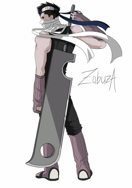 Zabuza Momochi